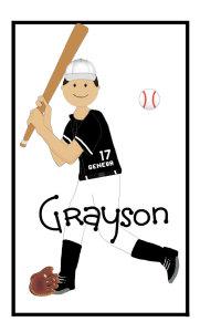 BASEBALL-grayson