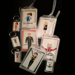 Tags/Key rings